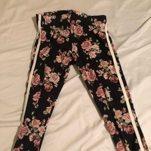 Fashion Nova Floral Leggings